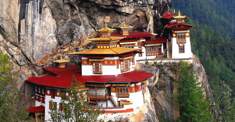 Bhutan 4 nights 5 days tour