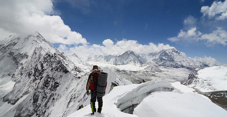 Ampu Lapcha Pass Trek