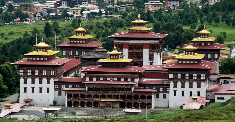 Bhutan 3 nights 4 days tour