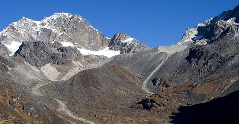 Ganja La Pass Trek