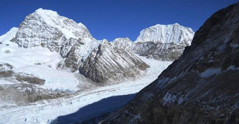 Rolwaling Tashilapchha Pass