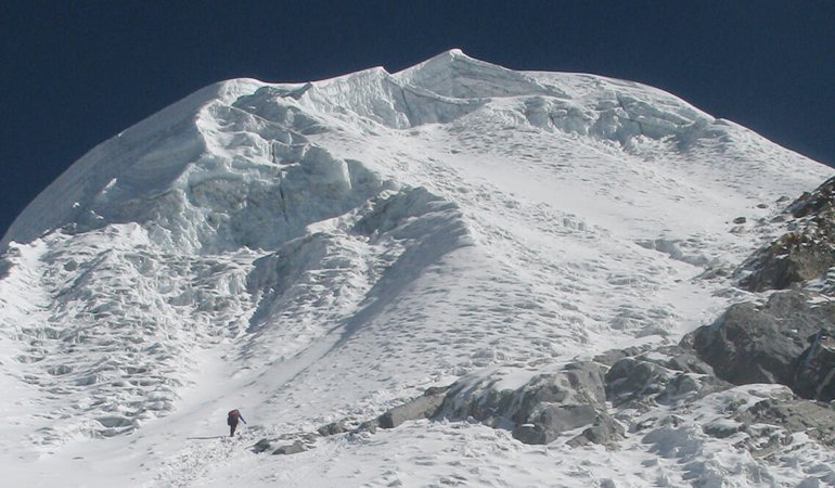 Top 5 Peaks Climbing in Everest Region